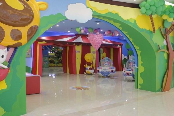 多奇妙儿童乐园