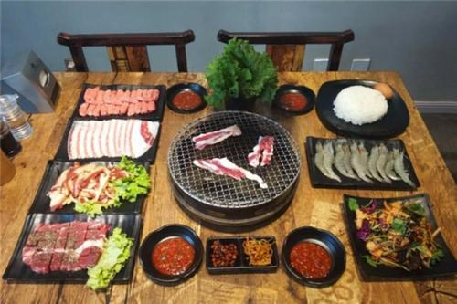 大火炉木炭烤肉