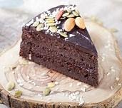 布朗尼蛋糕
