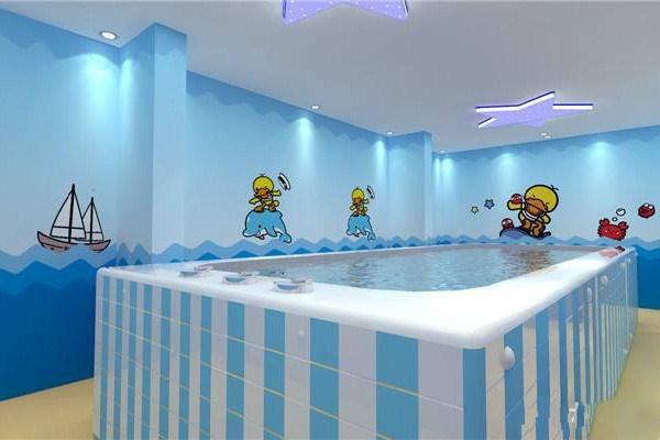 小鸭先知婴幼儿游泳馆